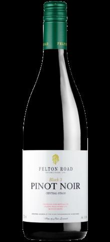 FELTON ROAD - Pinot Noir Block 3 - 2016