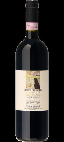 GIANNI BRUNELLI - Brunello di Montalcino  - 2012