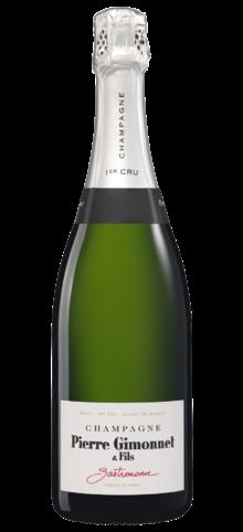 PIERRE GIMONNET & FILS - Champagne 1er cru Brut Gastronome - 2014