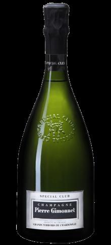 PIERRE GIMONNET & FILS - Special Club Brut 'Grand Terroirs de Chardonnay' - 2012