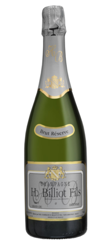 HENRI BILLIOT - Grand Cru Brut Réserve - 0