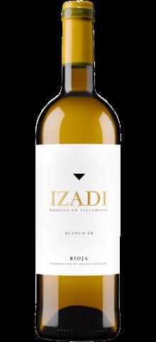 IZADI - Rioja Izadi Blanco - 2018