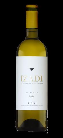 IZADI - Rioja Izadi Blanco - 2017