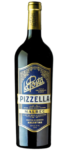 LA POSTA - Malbec Pizzella - 2016