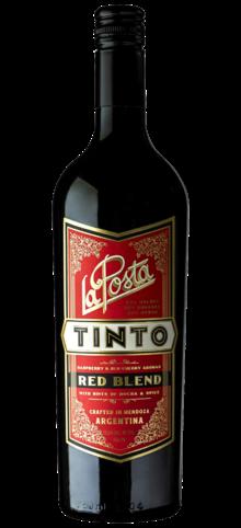 LA POSTA - Tinto - 2015