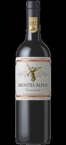 MONTES - Alpha Carmenère - 2015