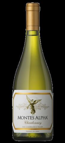 MONTES - Alpha Chardonnay - 2016