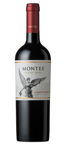 MONTES - Classic Series Cabernet Sauvignon - 2016