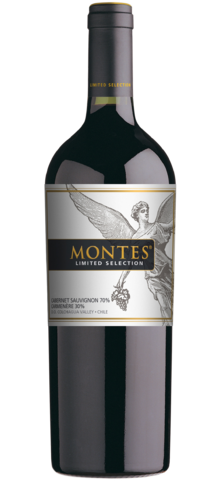 MONTES - Limited Selection Cabernet Sauvignon/Carmenere - 2016