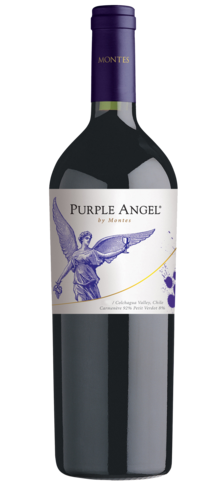 MONTES - Purple Angel - 2016