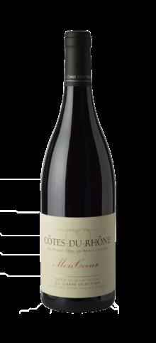 JL CHAVE SELECTION - Côtes du Rhône Mon Coeur - 2015