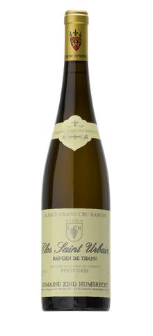 ZIND-HUMBRECHT - Pinot Gris Grand Cru Rangen de Thann Clos-Saint-Urbain - 2008