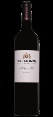 PIRRAMIMMA - Shiraz Reserve - 2015