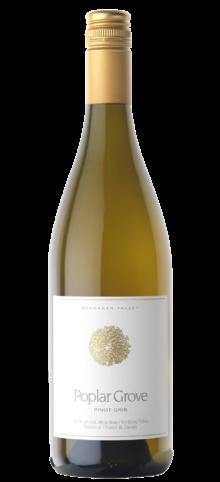 POPLAR GROVE - Pinot Gris - 2016