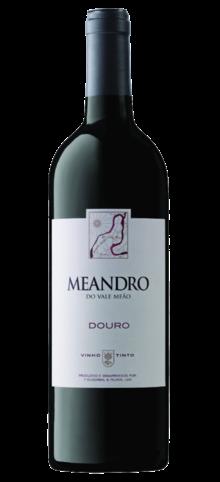 QUINTA DO VALE MEÃO - Douro Meandro Tinto - 2017