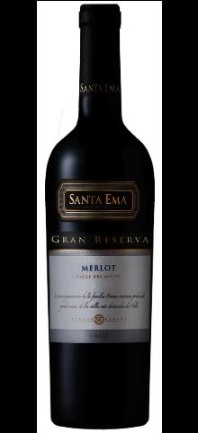 SANTA EMA - Merlot Gran Reserva - 2018