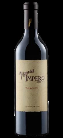 SETTE PONTI - Vigna dell'Impero Valdarno di Sopra DOC - 2016