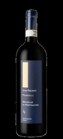 SIRO PACENTI - Brunello di Montalcino Pelagrilli - 2013