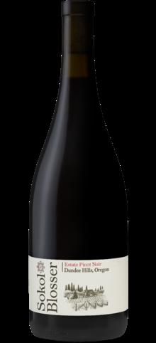 SOKOL BLOSSER - Dundee Hills Estate Pinot Noir - 2016