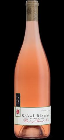 SOKOL BLOSSER - Estate Rosé of Pinot Noir - 2017