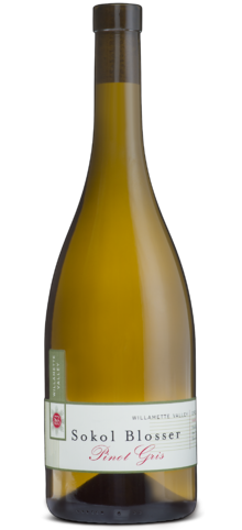 SOKOL BLOSSER - Willamette Valley Pinot Gris - 2015