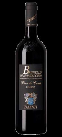 TALENTI - Brunello di Montalcino Riserva Pian del Conte - 2012