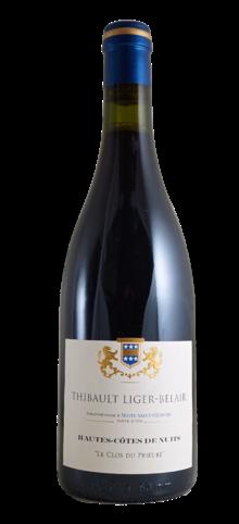 THIBAULT LIGER-BELAIR -  Haute Côtes de Nuits Clos du Prieuré - 2014