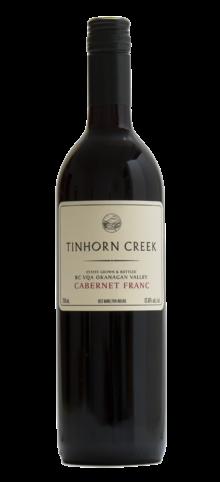 TINHORN CREEK - Cabernet Franc - 2014