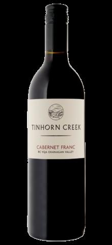 TINHORN CREEK - Cabernet Franc - 2017
