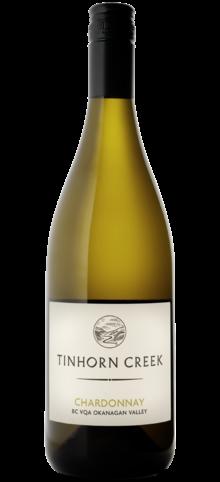 TINHORN CREEK - Chardonnay - 2017