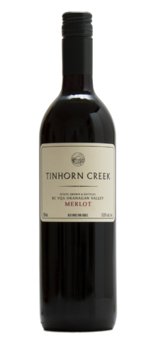 TINHORN CREEK - Merlot - 2014