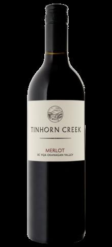 TINHORN CREEK - Merlot - 2017