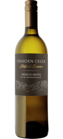 TINHORN CREEK - Oldfield Reserve 2Bench White - 2018