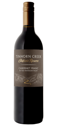 TINHORN CREEK - Oldfield Reserve Cabernet Franc - 2013