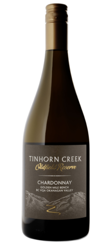 TINHORN CREEK - Oldfield Reserve Golden Mile Chardonnay - 2016