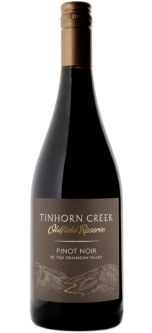TINHORN CREEK - Oldfield Reseve Pinot Noir - 2014