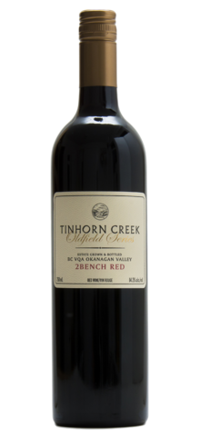TINHORN CREEK - Oldfield Series 2Bench Red - 2013