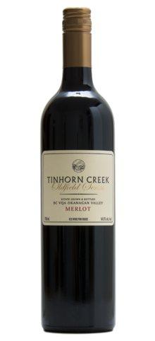 TINHORN CREEK - Oldfield Series Merlot - 2013