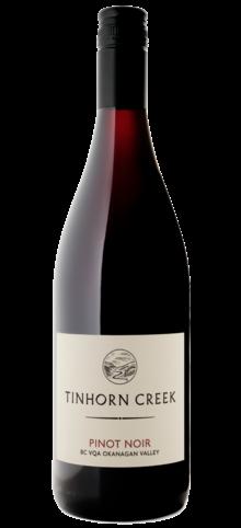 TINHORN CREEK - Pinot Noir - 2017