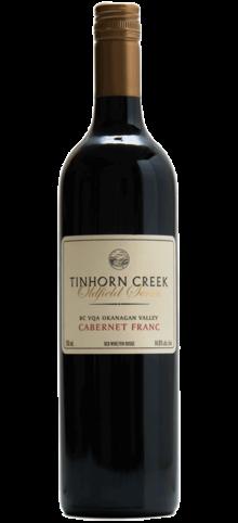 TINHORN CREEK - Oldfield Series Cabernet Franc - 2013