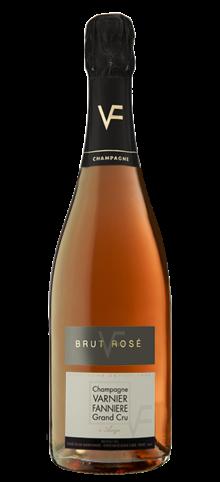 VARNIER-FANNIERE - Rose Brut Grand Cru - 0