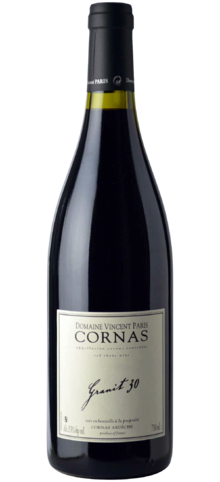 VINCENT PARIS - Cornas Granit 30 - 2017