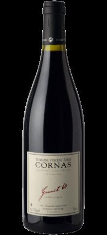VINCENT PARIS - Cornas Granit 60 Vieilles Vignes - 2015