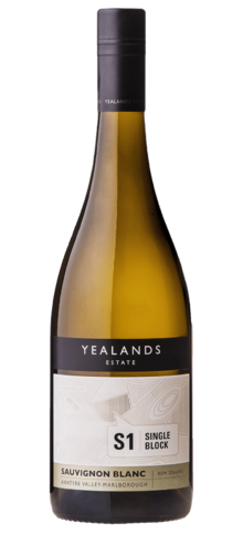 YEALANDS - Estate Single Block S1 Sauvignon Blanc - 2018