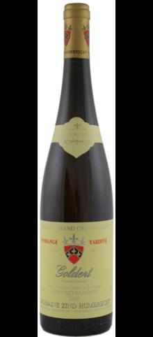 ZIND-HUMBRECHT - Gewurztraminer Alsace Grand Cru Goldert Sélections de grains nobles - 2013