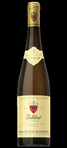 ZIND-HUMBRECHT - Muscat Alsace Grand Cru Goldert - 2015