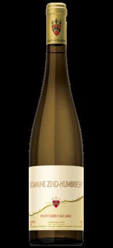 ZIND-HUMBRECHT - Pinot Gris Calcaire - 2014