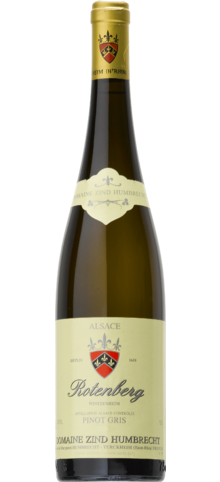 ZIND-HUMBRECHT - Pinot Gris Rotenberg - 2016
