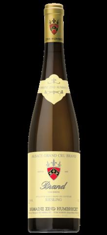 ZIND-HUMBRECHT - Riesling Alsace Grand Cru Brand - 2015