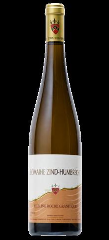 ZIND-HUMBRECHT - Riesling Roche Granitique - 2016